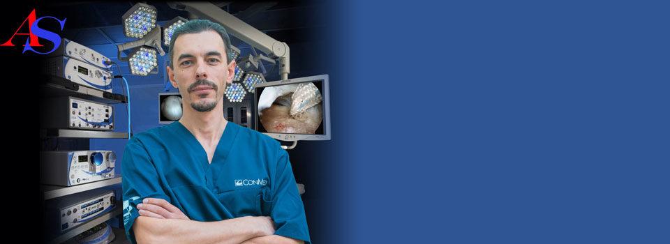 Операции с использованием артроскопии